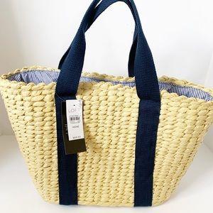Loft Straw Bag